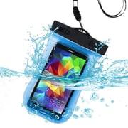 Insten® MYBAT™ Universal Waterproof Bags With Lanyard and Armband