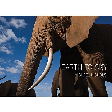 Michael Nichols: Earth to Sky--Among Africa's Elephants, a Species in Crisis