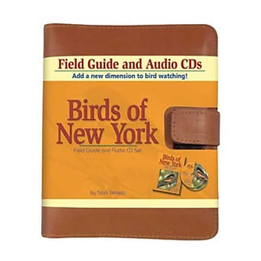 Birds of New York Field Guide and Audio Set [With] CD