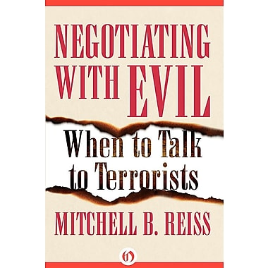 Negotiating with Evil: When to Talk to Terrorists