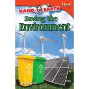 Hand to Earth: Saving the Environment (Library Bound)