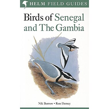 Birds of Senegal and the Gambia