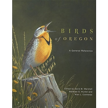 Birds of Oregon: A General Reference