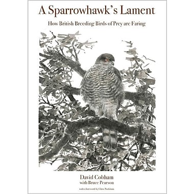 A Sparrowhawk's Lament: How British Breeding Birds of Prey Are Faring