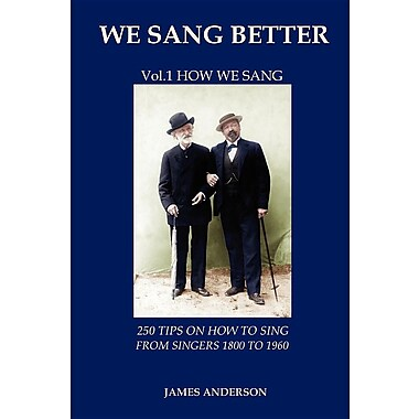 Vol.1 How We Sang (First Vol. of 'we Sang Better')