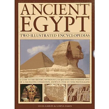 Ancient Egypt: Two Illustrated Encyclopedias