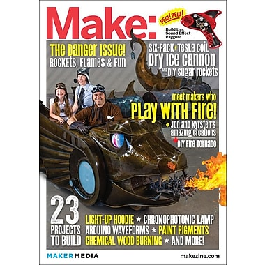 Make, Volume 35