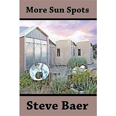 More Sun Spots