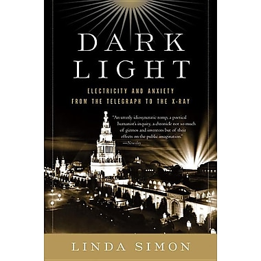 Dark Light: Electricity and Anxiety from the Telegraph to the X-Ray