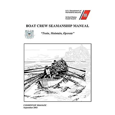 Boat Crew Seamanship Manual