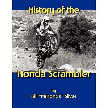 History of the Honda Scrambler