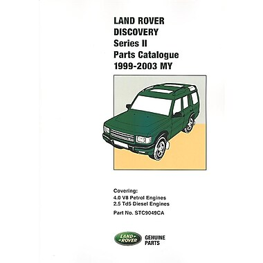 Land Rover Discovery Series II (1999-2003 MY)