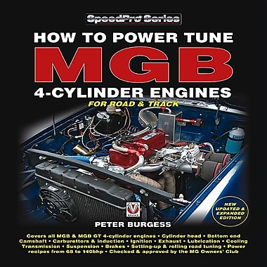 How to Power Tune MGB 4-Cylinder Engines for Road & Track