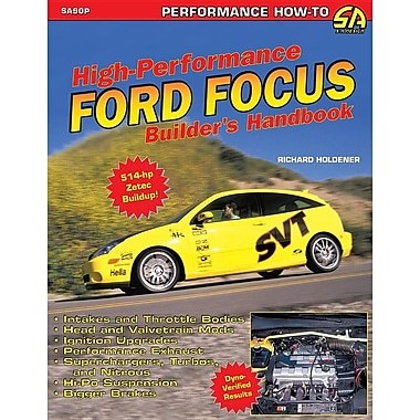 High Performance Ford Focus Builder's Handbook