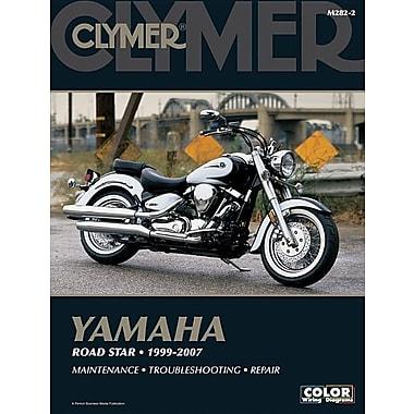 Clymer Yamaha Road Star 1999-2007