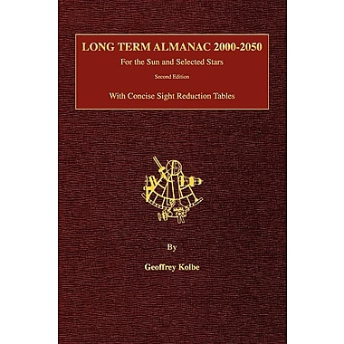 Long Term Almanac 2000-2050 for the Sun and Selected Stars