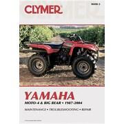 Clymer Yamaha Moto-4 & Big Bear, 1987-2004