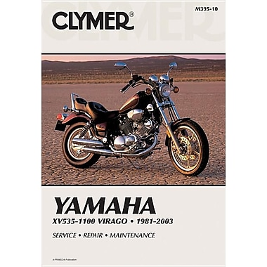 Clymer Yamaha Section One: XV700-1100 Virago 1981-1999, Section Two: XV535 Virago 1987-2003