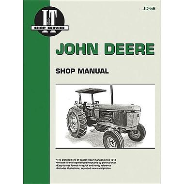 John Deere Shop Manual 2840 2940 & 2950