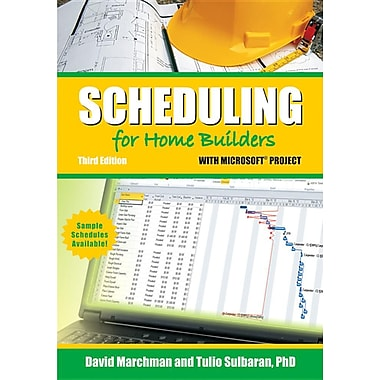 Scheduling for Home Builders with Microsoft Project