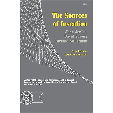 The Sources of Invention, Second Edition