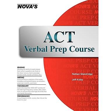 ACT Verbal Prep Course