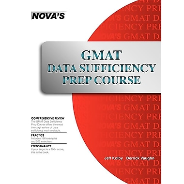 GMAT Data Sufficiency Prep Course: A Thorough Review