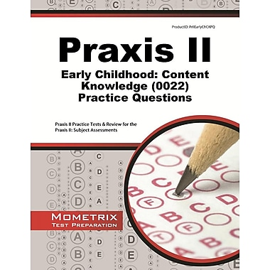 Praxis II Early Childhood: Content Knowledge (0022) Practice Questions