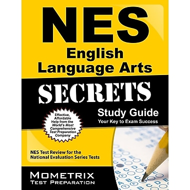 NES English Language Arts Secrets Study Guide: NES Test Review for the National Evaluation Series Tests