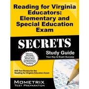 Reading for Virginia Educators:  Elementary &  Special Education Exam Secrets