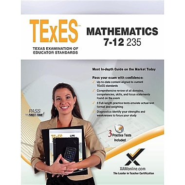 Texes Mathematics 7-12 235