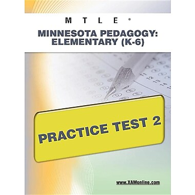 Mtle Minnesota Pedagogy: Elementary (K-6) Practice Test 2