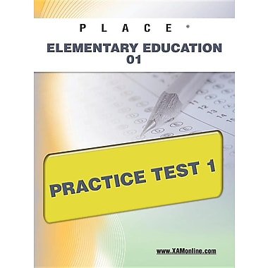 Place Elementary Education 01 Practice Test 1