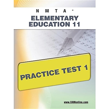Nmta Elementary Education 11 Practice Test 1