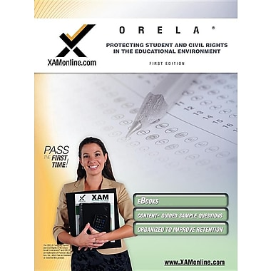 Orela Protecting Students and Civil Rights in the Educational Environment Teacher Certification Test Prep Study Guide