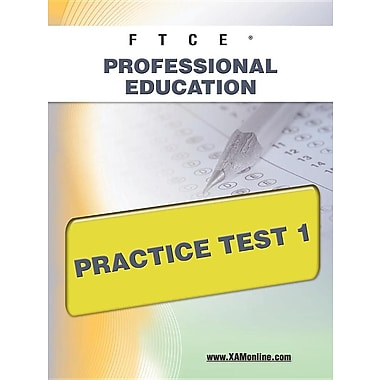 Ftce Professional Education Practice Test 1