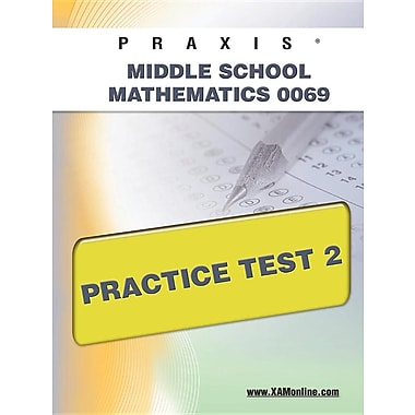 Praxis II Middle School Mathematics 0069 Practice Test 2