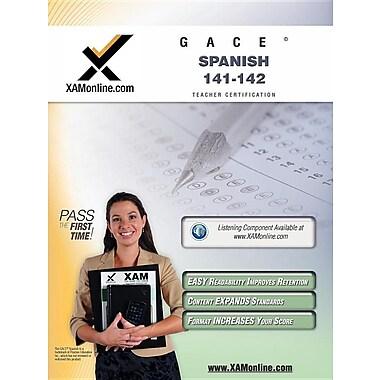 Gace Spanish 141, 142 Teacher Certification Test Prep Study Guide