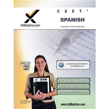 Cset Spanish Teacher Certification Test Prep Study Guide