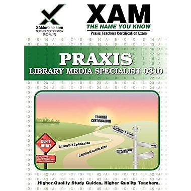 Praxis Library Media Specialist 0311 Teacher Certification Test Prep Study Guide