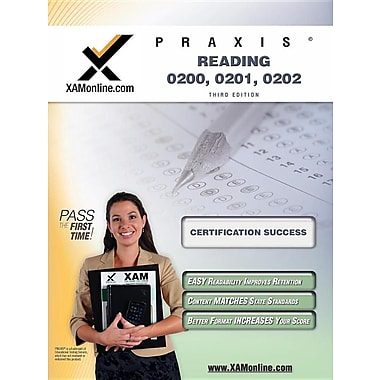 Praxis Reading 0200, 0201, 0202