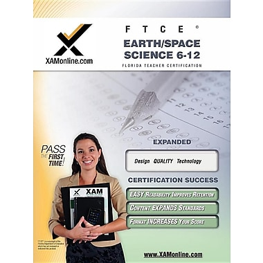 Ftce Earth Space-Science 6-12 Teacher Certification Test Prep Study Guide