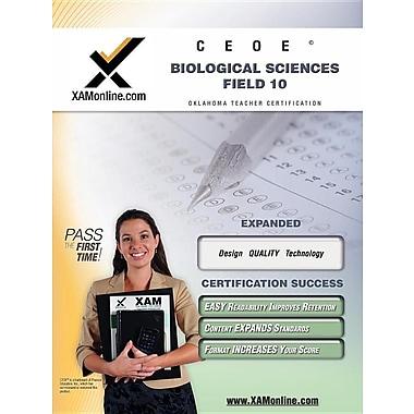 Ceoe Osat Biological Sciences Field 10 Teacher Certification Test Prep Study Guide