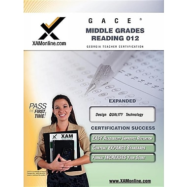GACE Middle Grades Reading 012 Teacher Certification Exam