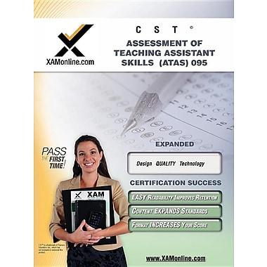 NYSTCE ATAS Assessment of Teaching Assistant Skills 095: teacher certification exam