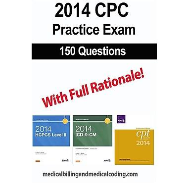 Cpc Practice Exam 2014: Includes 150 Practice Questions