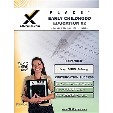 Place Early Childhood Education 02 Teacher Certification Test Prep Study Guide