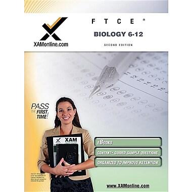 FTCE Biology 6-12: teacher certification exam