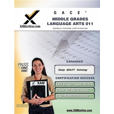 GACE Middle Grades Language Arts 011: Teacher Certification Exam