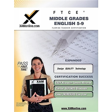 FTCE Middle Grades English 5-9